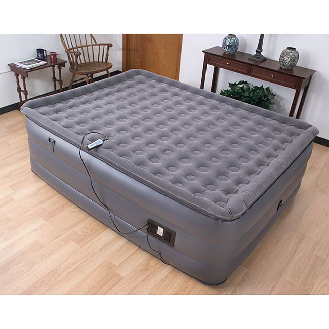 Air Cloud Raised Pillowtop King Size Air Bed 11457456
