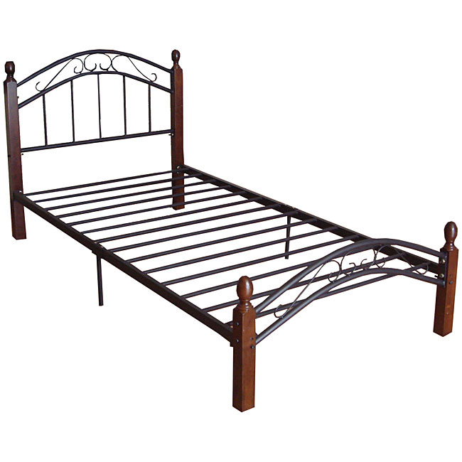 Sam Twin Bed 11527536 Overstock Com Shopping Great Deals On Beds