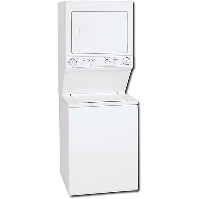 Samsung Washer And Dryer Combo Frigidaire White Stacked Washer/ Dryer Combo - 11557683 ...
