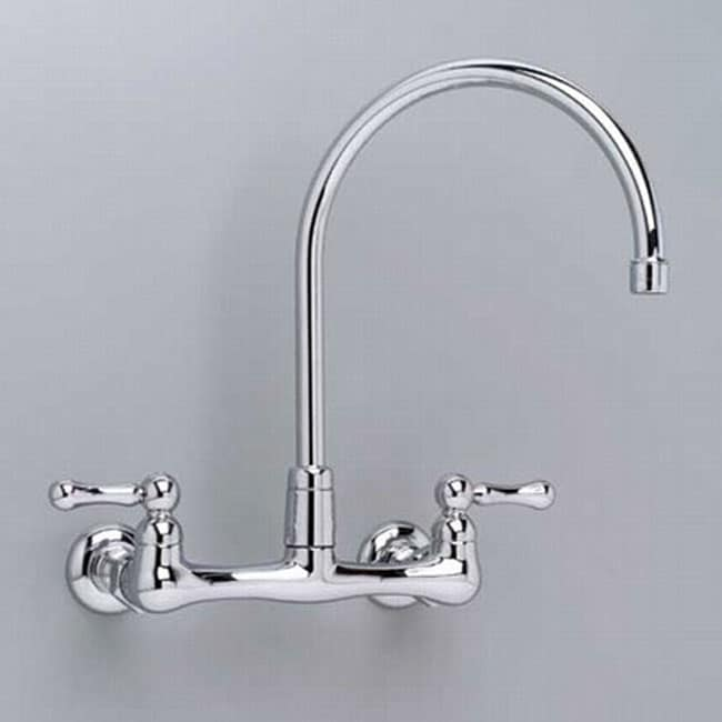 American Standard Heritage Wall Mount Kitchen Faucet