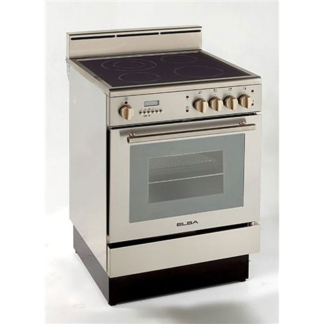 Deluxe Self Cleaning 24 Inch Electric Range 11577920
