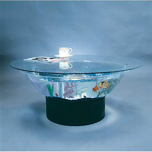 Aquarium 36 Inch Table Set 11603049 Overstock Com