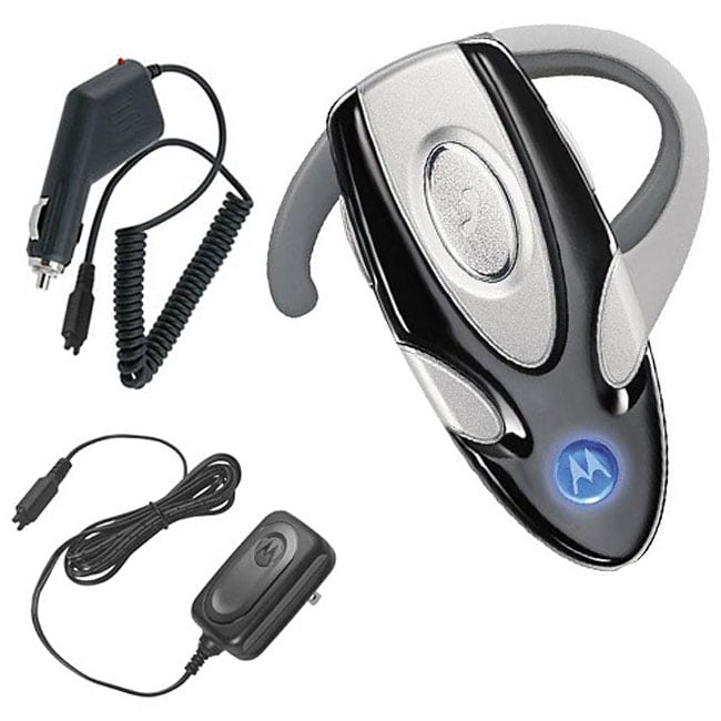 9a1432e59cd Motorola HS820 Bluetooth Wireless Headset (Refurbished) on PopScreen