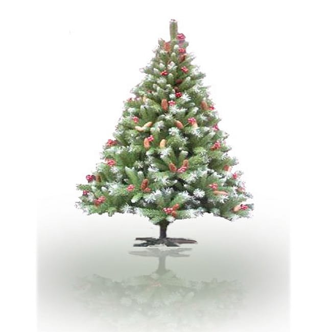 Where To Buy A Nice Artificial Christmas Tree: Decorated 8.5-foot Artificial Christmas Tree