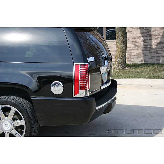 Tail Light Covers For 2007-2008 Cadillac Escalade
