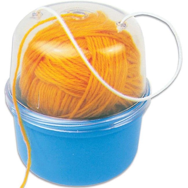 Plastic Yarn Ball Holder 11727555 Overstock Com