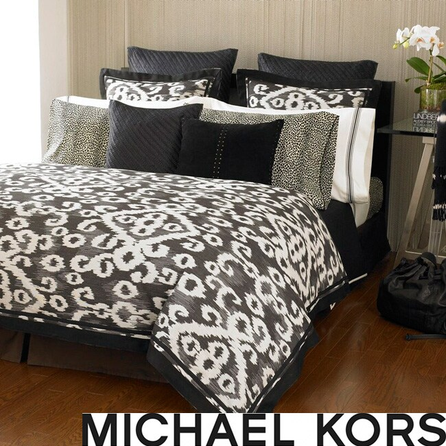 Michael Kors Denpasar Comforter 11876630 Overstock Com