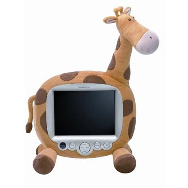 Hannspree Logo: Hannspree Giraffe 9.6-inch LCD TV