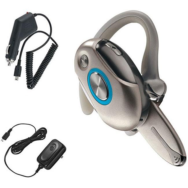 shop motorola h721 bluetooth headset free mobile kit free shipping rh overstock com Motorola Bluetooth H700 User Manual motorola h721 user manual