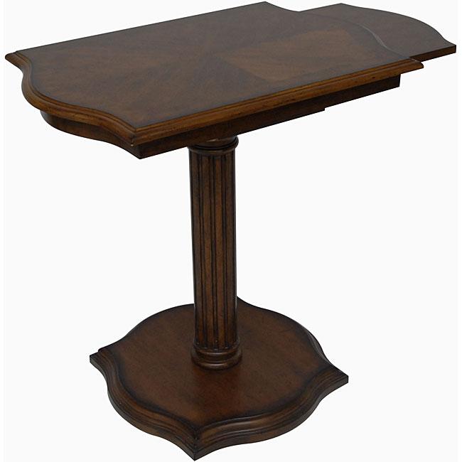 Coffee Table With Swivel: Helena Wood Swivel Table