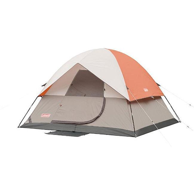 Coleman Sundome 5 Person Tent 10 X 10 11968056