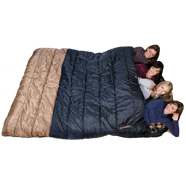 Alaska 20 Degree King Size Sleeping Bag 11970447 Overstock Com Shopping Top Rated Ledge