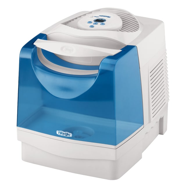 Humidifiers Mail: Hunter Carefree Humidifier Plus With PermaWick