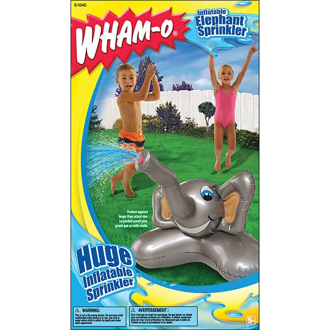 Wham O Inflatable Elephant Sprinkler 12058385