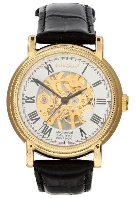 Andre Giroud Men S Designer Automatic Watch Overstock