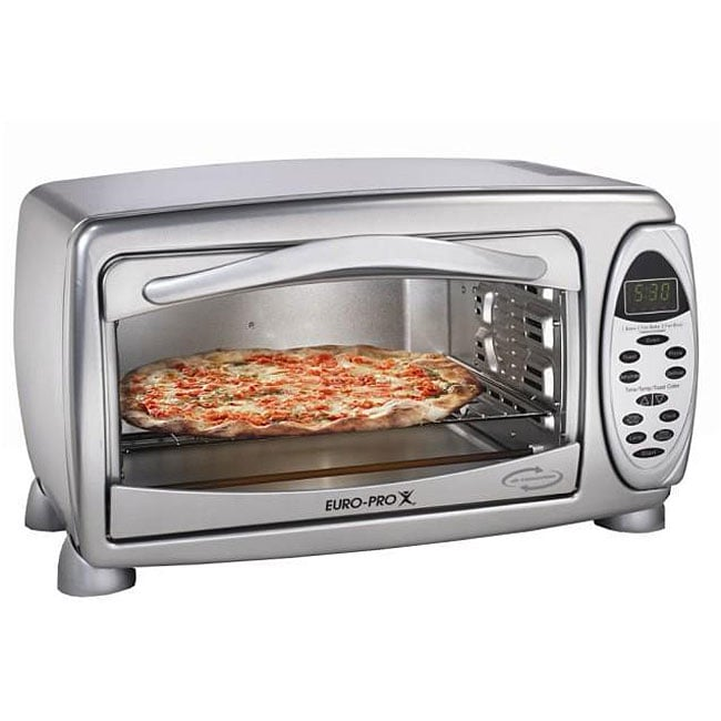Euro Pro To21 6 Slice Digital Convection Oven 12064295