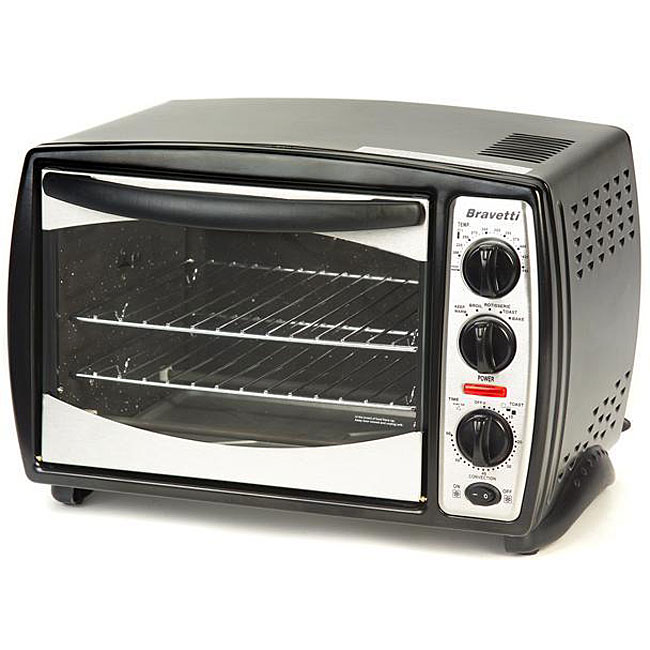 Euro Pro Bravetti 6 Slice Toaster Oven 12144546