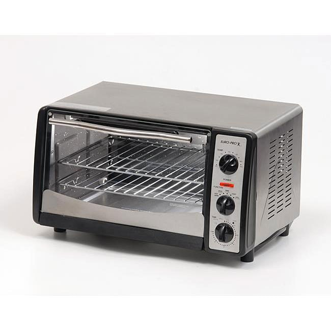 Euro Pro Toaster Oven Overstock Shopping Great Deals