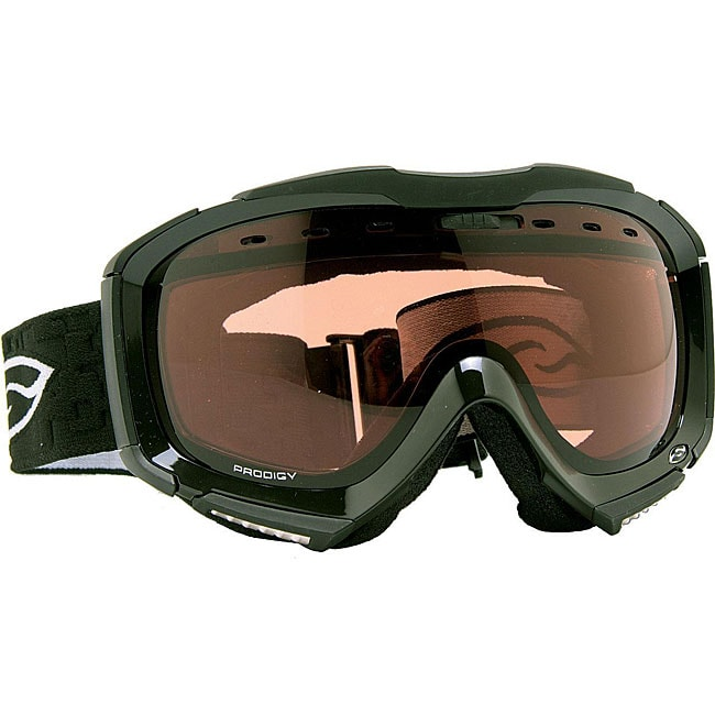 5972b7bd9f Smith Prodigy Turbo Fan Rc36 Lens Snowboard Goggles on PopScreen