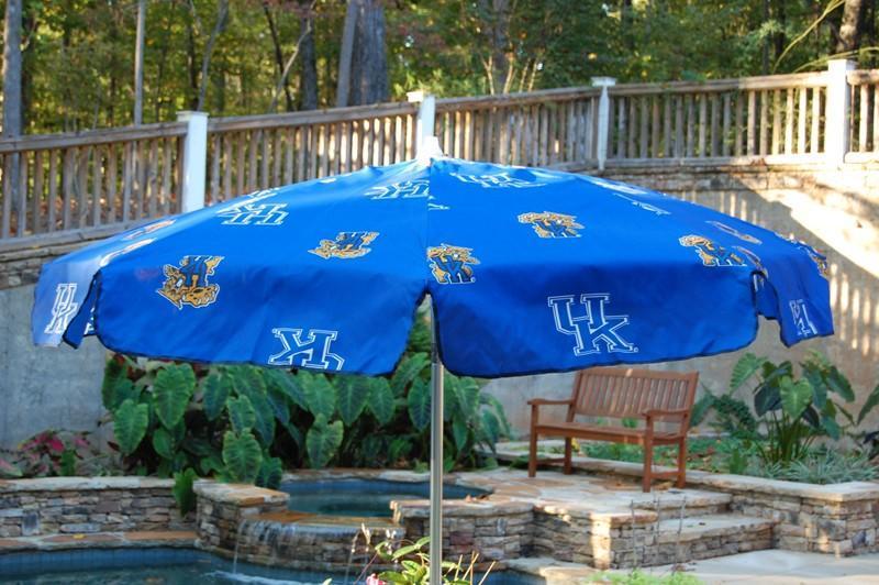 University Of Kentucky 7 5 Foot Patio Umbrella 12329837