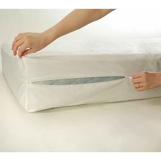 Bed Bug and Dust Mite Proof 16 inch Twin size Mattress Protector
