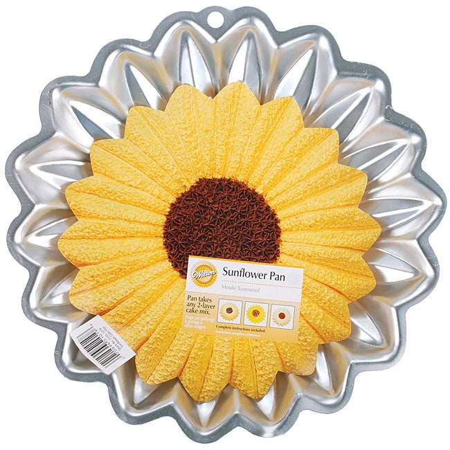 Wilton Sunflower Cake Pan
