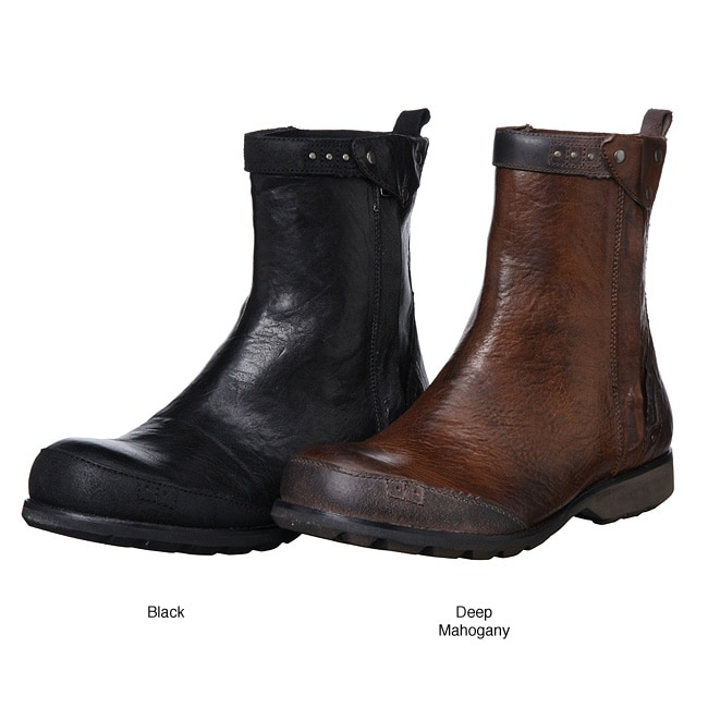 Mens Boots With Zipper Cr Boot