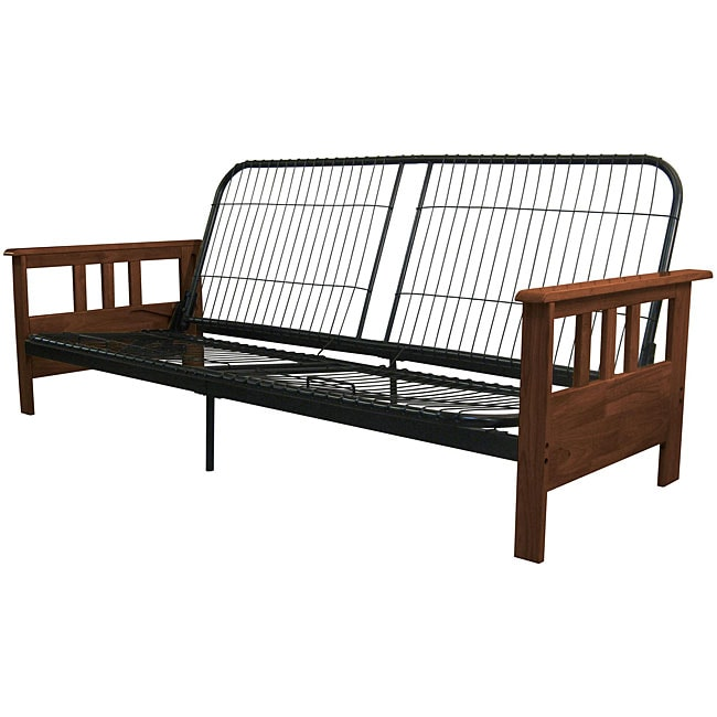 Providence Queen size Mission style Futon Frame ...