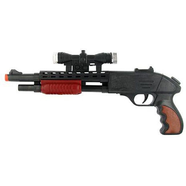 Mini Pistol Grip Shotgun FPS-150 Airsoft Gun - 12410539 - Overstock.com Shopping - Big Discounts ...