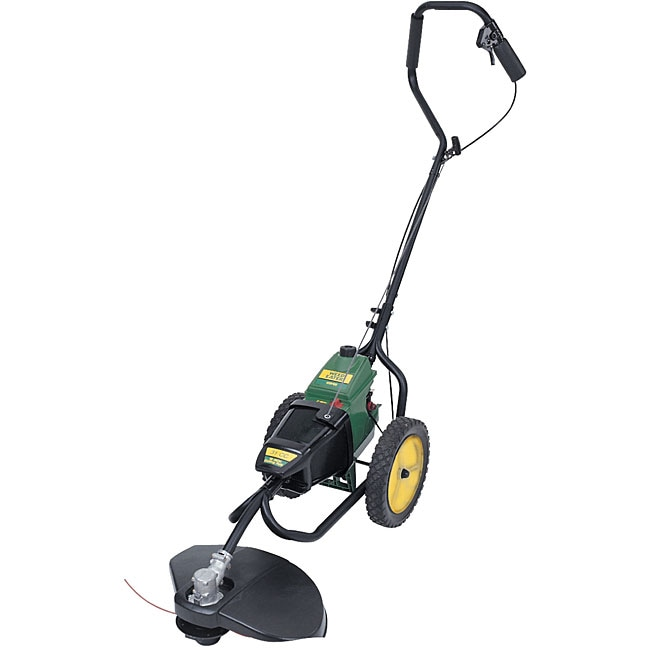 Poulan Wt3100 Wheeled Gas Weed Eater Refurbished
