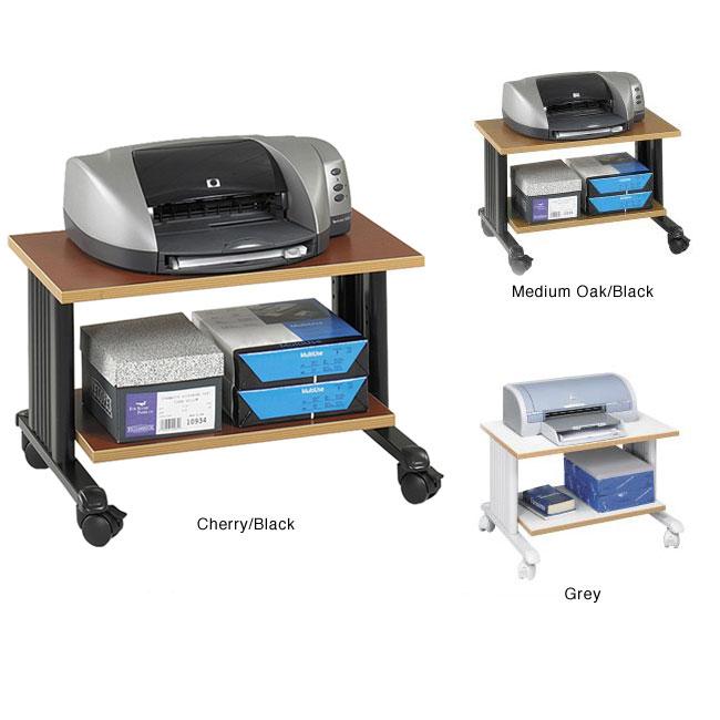 Safco Muv Printer Stand 12580949 Overstock Com