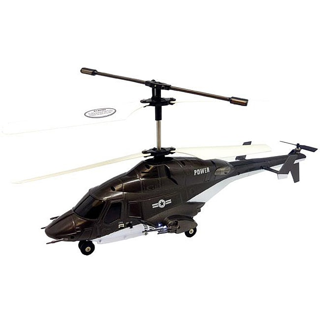 Syma S027 3-channel Airwolf RC Helicopter - 12685816 - Overstock.com Shopping - Big Discounts on ...