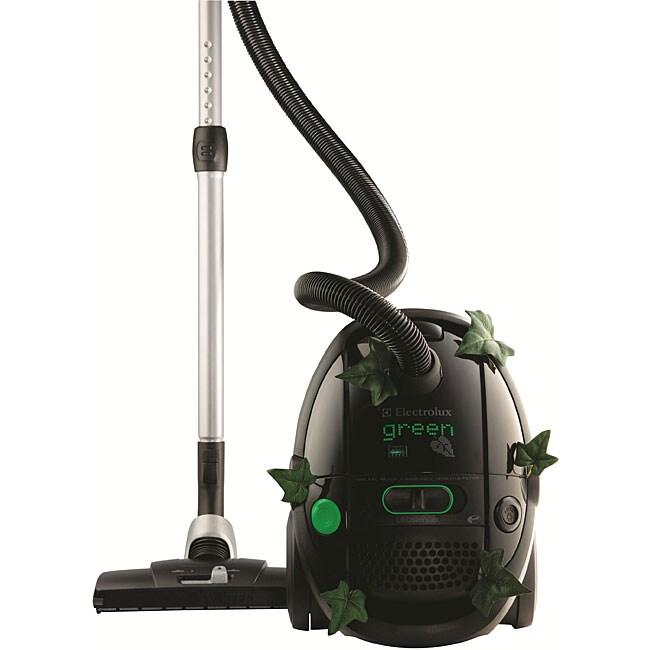 Electrolux El6984a Ultrasilencer Green Canister Vacuum