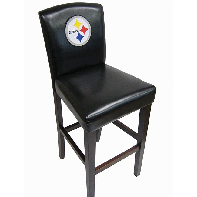 Clearance Furniture Pittsburgh: NFL Pittsburgh Steelers Bar Stools (Set Of 2)