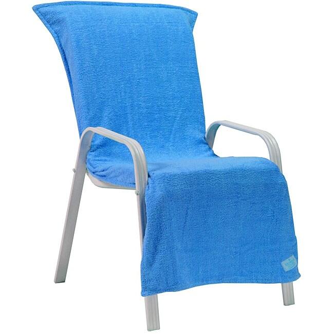 Bahama Beach Towel Chair Covers Set Of 2 12743802
