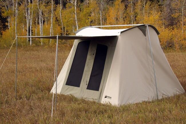 Kodiak Canvas 6 Person Flex Bow Canvas Tent 12897614 Overstock Com Shopping Top