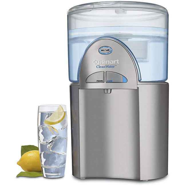 Cuisinart Wch 850 Cleanwater 1 5 Gallon Countertop Water