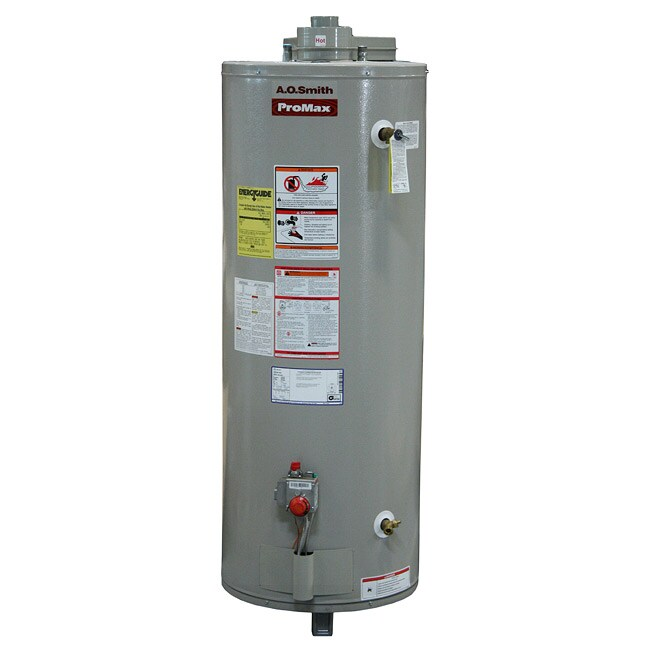 Rannai Tankless Water Heater AO Smith Promax 50-gallon Liquid Propane Water Heater ...