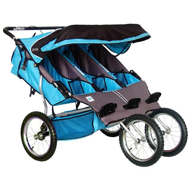 Bebelove Aqua Triple Jogging Stroller 13011942