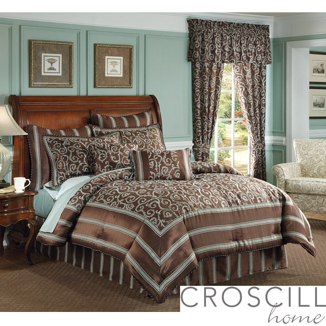 Croscill Yorkville Queen-size Comforter Set