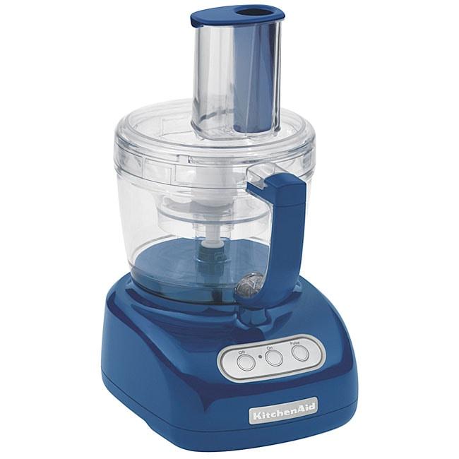 Kitchenaid Blue Willow Food Processor