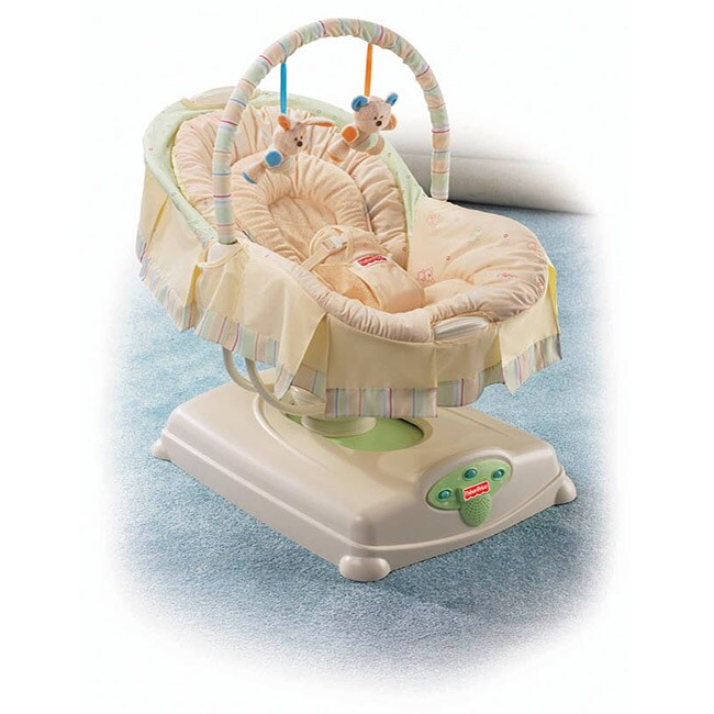 Fisher Price Soothing Motions Glider Overstock Shopping