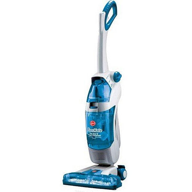 Hoover H3044 FloorMate SpinScrub Widepath Upright Hardwood