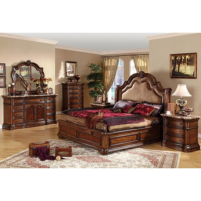San Marino 5-piece California King-size Bedroom Set