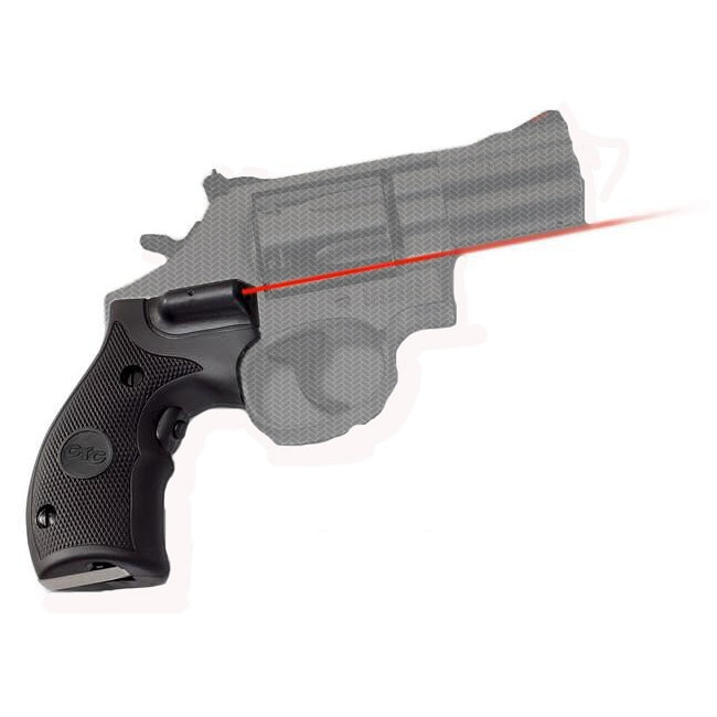 Crimson Trace Smith & Wesson K/L Frame Round Butt Overmold
