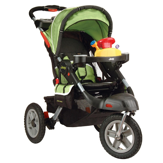 Jeep Liberty Limited Urban Terrain Stroller 13417660