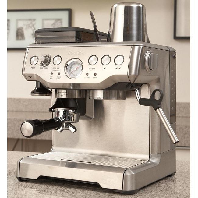 Breville Bes860xl Barista Express Espresso Maker With