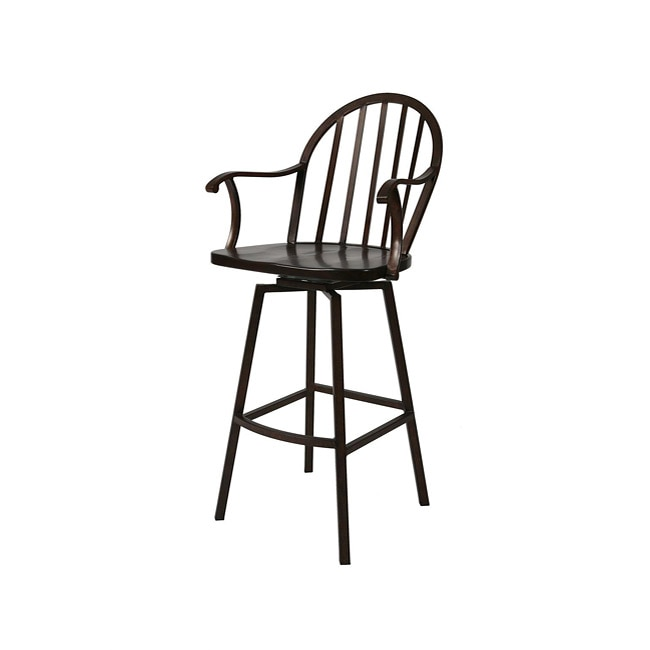 Windsor 30 Inch Swivel Bar Stool 13462923 Overstock