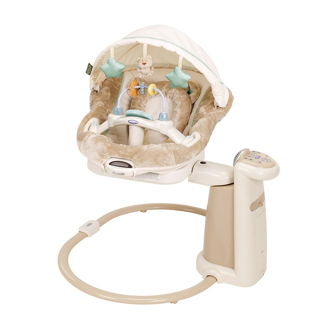 Graco Sweetpeace Infant Soothing Swing 13648069