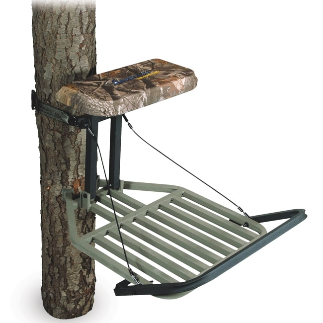 Ameristep Non Typical Outfitter Aluminum Hang On Treestand